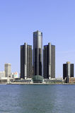 Sièges sociaux du monde de General Motors Images stock