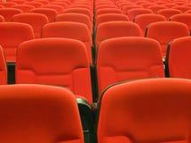 sièges vides Images libres de droits