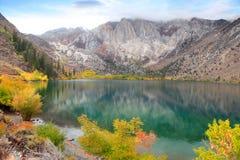 Siërra Nevada Mountains stock foto's