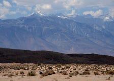 Siërra Nevadas Royalty-vrije Stock Afbeeldingen