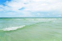 Siësta Zeer belangrijke Sarasota Florida Royalty-vrije Stock Foto