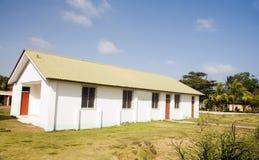 Siódmego dnia Pierwszy adwentysty Kukurydzanej wyspy Nikaragua Kościelny Duży Cen Fotografia Royalty Free