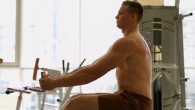 Siła ćwiczy dla mięśni zbiory