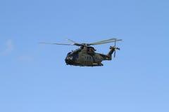 siła lotniczy belgijski helikopter Zdjęcia Stock