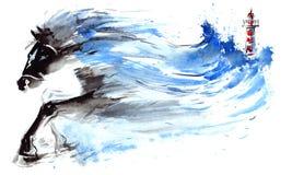 Siła natura ilustracji
