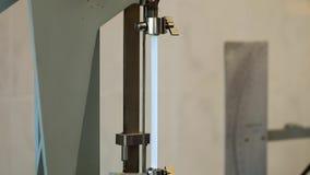 Siła test, test dla papierowej siły w produkcji, laboratorium dla produkcji zbiory