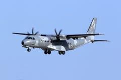 Siły powietrzne ładunku samolot Obraz Royalty Free
