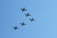siły powietrzne Zdjęcia Stock