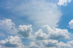 Si apanna il cielo Fotografia Stock Libera da Diritti