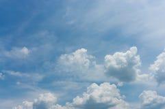 Si apanna il cielo Fotografie Stock Libere da Diritti