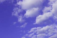 Si apanna il cielo blu Immagini Stock