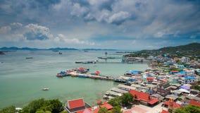 Si Chang wyspa Zdjęcie Royalty Free