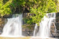 Si dit Wasserfall in khao kho Nationalpark Lizenzfreie Stockfotos