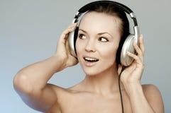 Si mignon et musique image libre de droits