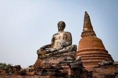 Si phra ayutthaya nakhon Στοκ εικόνες με δικαίωμα ελεύθερης χρήσης