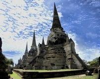 Si phra Wat sanphet στο ayutthaya Στοκ Φωτογραφίες