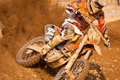 Motocross Zdjęcia Stock