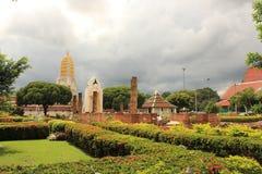 Si Rattana Mahathat του Βούδα Chinnarat Wat Phra Phra Στοκ φωτογραφία με δικαίωμα ελεύθερης χρήσης