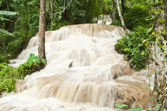 Si Sangwan waterfall, Thailand. Stock Photography