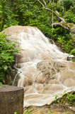 Si Sangwan waterfall, Thailand. Royalty Free Stock Photos