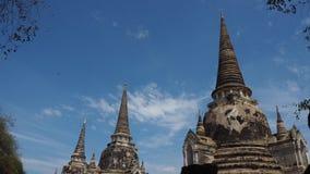 Si Sanphetวัà¸žà¸£à¸°à¸¨à¸£à¸µà¸ªà¸£à¸£à¹ €à¸žà¸Šà¸ à¹ ŒPhra Wat Στοκ Εικόνες