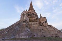 Si Sanphet Ταϊλάνδη Wat Στοκ εικόνες με δικαίωμα ελεύθερης χρήσης