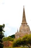 Si Sanphet van Phra van Wat Royalty-vrije Stock Afbeeldingen