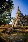 Si Sanphet van Phra van Wat royalty-vrije stock foto's