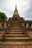 Si Satchanalai Chaliang Historical Park Royalty Free Stock Photos