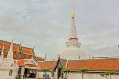 Si Thammarat Phra Mahathat Nakhon Wat Στοκ Φωτογραφία