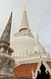 Si Thammarat Phra Mahathat Nakhon Wat Στοκ φωτογραφία με δικαίωμα ελεύθερης χρήσης