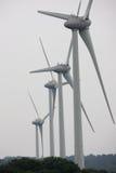 Siła wiatru fotografia stock