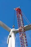 Siła wiatru Obraz Stock