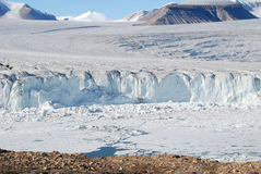 Siły Powietrzne lodowiec Zdjęcie Royalty Free