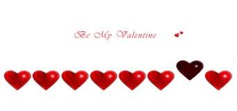 Sia il mio biglietto di S. Valentino illustrazione vettoriale