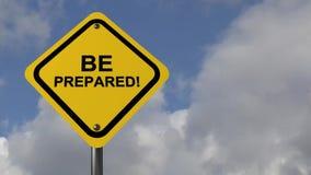 Sia preparato! video d archivio