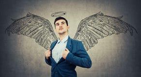 Sia un angelo Fotografia Stock Libera da Diritti