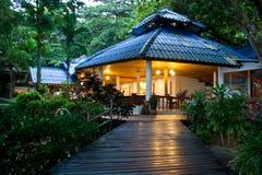 Siam Beach hotel, Thailand Royalty Free Stock Photos