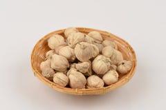 Siam Cardamom, bestes Kardamom, gruppiertes Kardamom, Kampfer-Samen (Amomum-krervanh Pierre), die medizinischen Eigenschaften von lizenzfreies stockbild