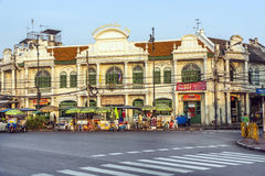 Siam City Bank Building in Bangkok Royalty Free Stock Photography