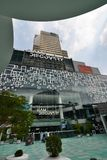Siam Discovery upper terrace. Bangkok. Thailand Stock Images