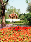 Siam Hall, Rama IX Park, Bangkok Stock Photos