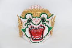 Siam-Maske Lizenzfreie Stockfotos