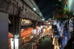 Siam Paragon, Bangkok, Thaïlande Photographie stock