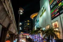 Siam Paragon, Bangkok, Thaïlande Photos stock