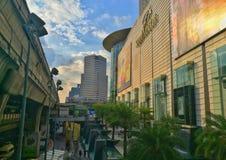 Siam Paragon Bangkok, Thailand Royaltyfri Foto