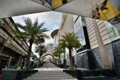 Siam Paragon mall external view. Bangkok. Thailand Stock Photo