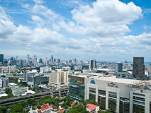 Siam Paragon is one of Bangkok's main shopping Royalty Free Stock Photos