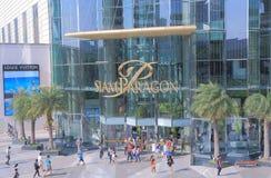 Siam Paragon shopping Bangkok Stock Image