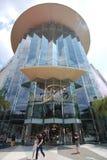 Siam Paragon Shopping Center Bangkok Royaltyfria Foton